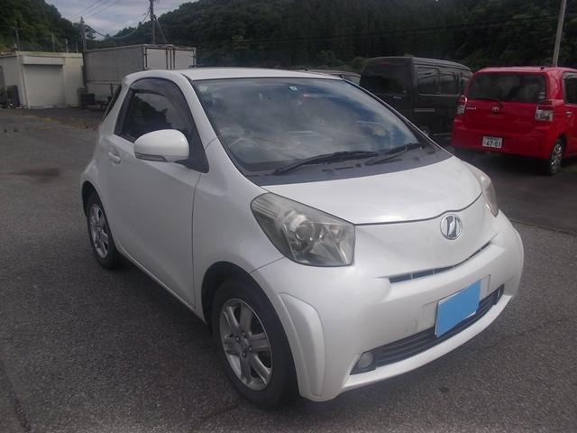 「トヨタ」「iQ」「コンパクトカー」「栃木県」の中古車12