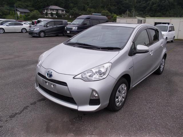 「トヨタ」「アクア」「コンパクトカー」「栃木県」の中古車6