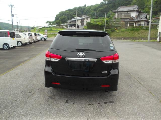 「トヨタ」「ウィッシュ」「ミニバン・ワンボックス」「栃木県」の中古車3