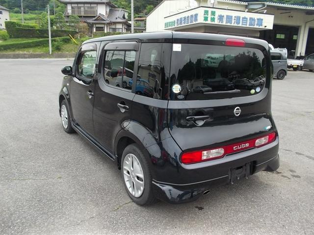 「日産」「キューブ」「ミニバン・ワンボックス」「栃木県」の中古車9