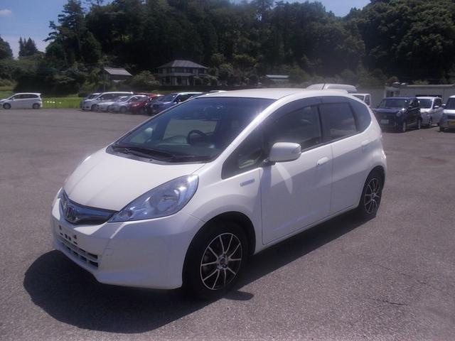 「ホンダ」「フィットハイブリッド」「コンパクトカー」「栃木県」の中古車7