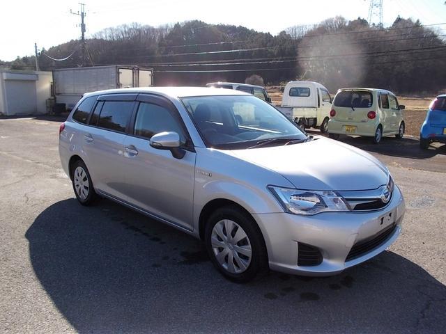 「トヨタ」「カローラフィールダー」「ステーションワゴン」「栃木県」の中古車6
