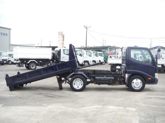 トヨタ ダイナトラック ーダーダンプ積載3t 4.0DT 6MT 花見台 オールペン