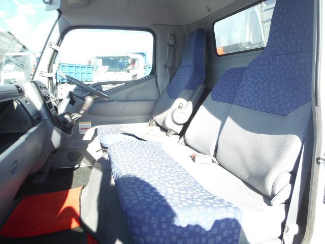 三菱ふそう キャンター 5.2D タダノ4段クレーン 5MT ラジコン Rジャッキ