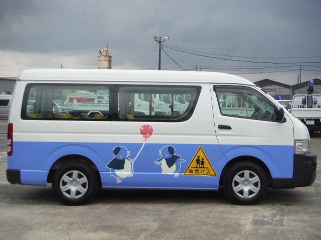 トヨタ ハイエースワゴン 幼児バス2.7G 普通免許OK AT タイミングチェーン