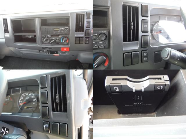 いすゞ エルフトラック ローダーダンプ積載3.65t 5.2D 6F 新明和