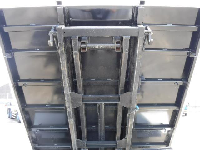 日野 デュトロ ローダーダンプ 積載3.65t 4.0D 新明和 6速MT