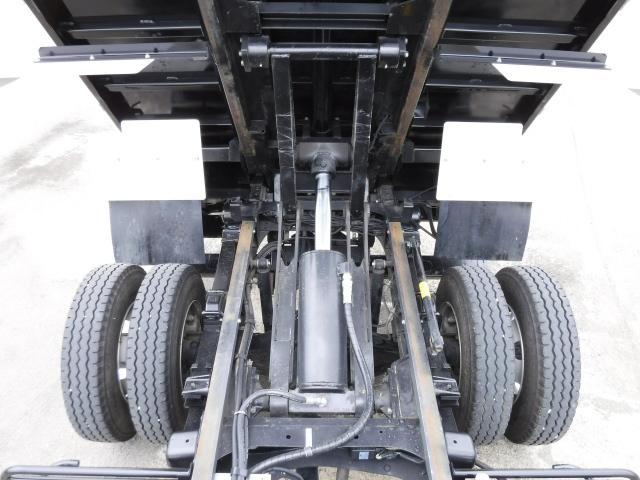 日野 デュトロ ローダーダンプ 積載3.7t 4.0D 新明和 6速MT