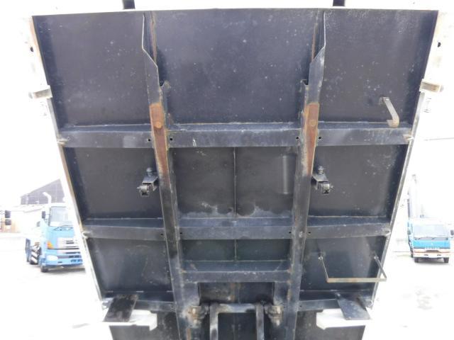 日野 デュトロ 全低床強化ダンプ 積載2t 新明和 コボレーン付き ETC