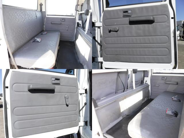 いすゞ エルフトラック Wキャブダンプ 低床 スムーサー 積載2t 新明和 極東開発