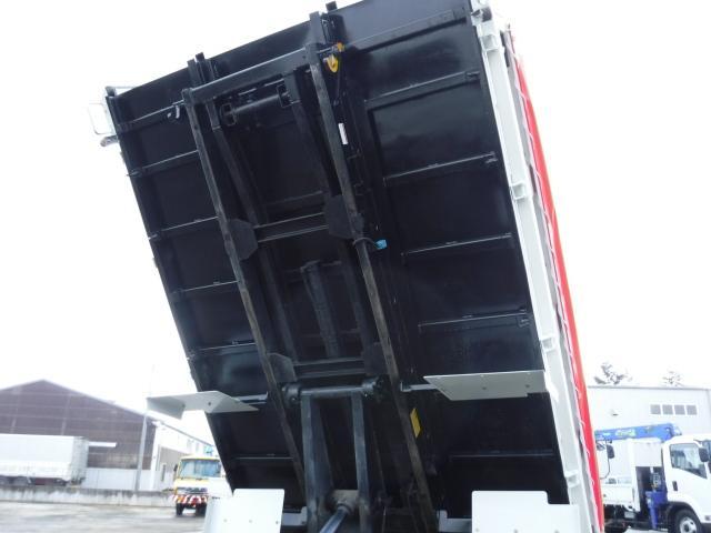 日野 デュトロ ローダーダンプ ワイドキャブ 新明和 ラジコン 積載3.7t