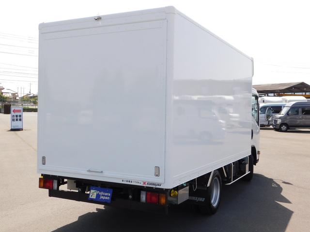 いすゞ エルフトラック 移動スーパー 移動販売車 冷蔵ショーケース AT 後方カメラ