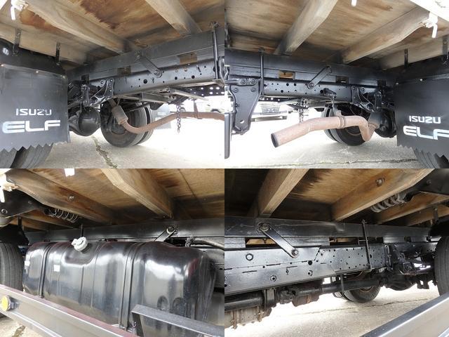 シャーシ・横ネタの状態も良好です♪当社クレーン・ダンプカー・トラック専門店 (トラックのフジ) で検索GO!!http://www.trucknofuji.jp/