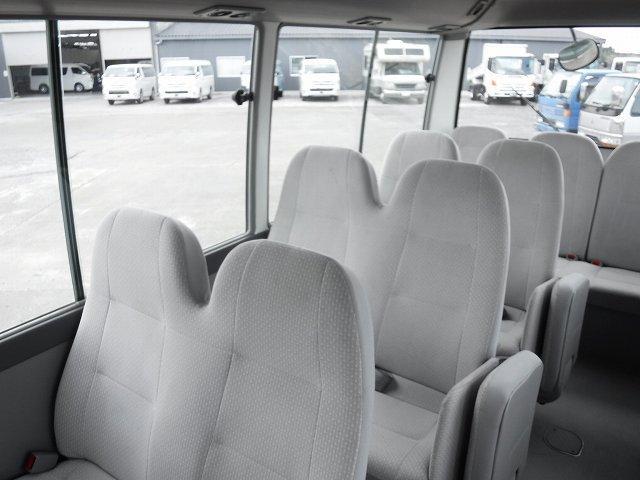 トヨタ コースター LXターボ 26人乗り 標準ルーフ 4.0L AT 2ナンバ