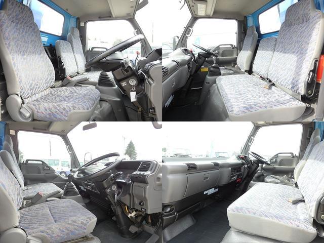 いすゞ エルフトラック 2.93t吊4段クレーン ラジコン フックイン 積3.5t