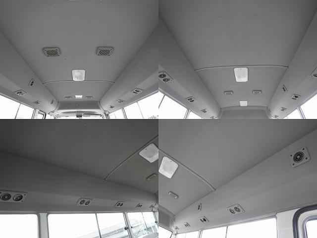 LXターボ 日野リエッセII LX 乗車定員26人 4.0D AT 型式BDG-XZB40M2008年3月登録Nox・PM適合 自動グライドドア 車体寸長625 幅203 高258 純正ナビ CD・FM・AM(13枚目)