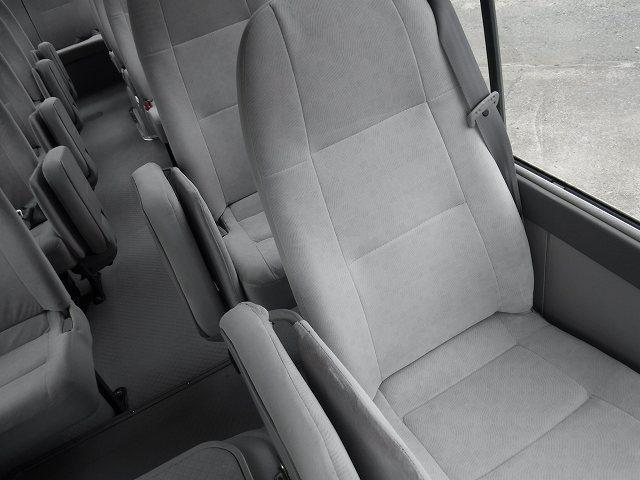 LXターボ 日野リエッセII LX 乗車定員26人 4.0D AT 型式BDG-XZB40M2008年3月登録Nox・PM適合 自動グライドドア 車体寸長625 幅203 高258 純正ナビ CD・FM・AM(55枚目)