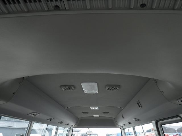 LXターボ 日野リエッセII LX 乗車定員26人 4.0D AT 型式BDG-XZB40M2008年3月登録Nox・PM適合 自動グライドドア 車体寸長625 幅203 高258 純正ナビ CD・FM・AM(56枚目)