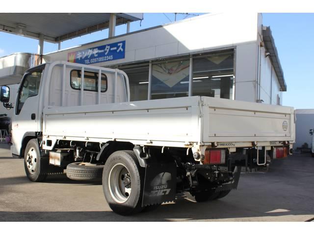 いすゞ エルフトラック DualmodeMTディーゼル