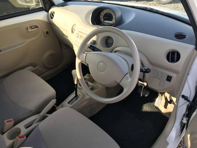 L CD キーレス 軽自動車 ホワイト 盗難防止システム(10枚目)