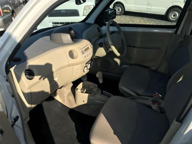 L CD キーレス 軽自動車 ホワイト 盗難防止システム(12枚目)
