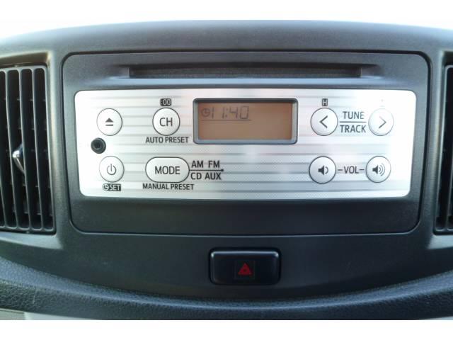 ダイハツ ミライース Xワンオーナー車CDリモコンキープライバシーガラス電動ミラー