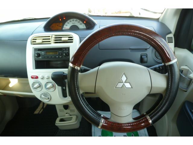 三菱 eKワゴン Mワンオーナー車CDリモコンキー電動ミラープライバシーガラス