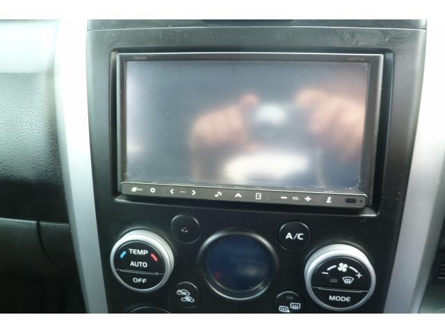 スズキ エスクード 2.4XGメモリーナビフルセグTVオートライトオートACCD
