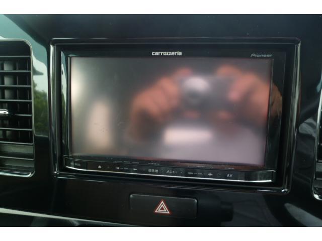 日産 モコ XワンオーナーメモリーナビフルセグTVバックカメラCD