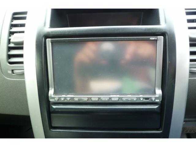 日産 エクストレイル 20Xワンオーナー車HDDナビワンセグTVバックカメラ