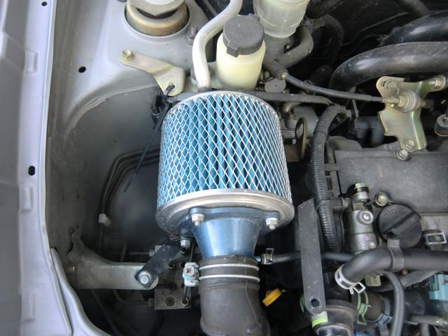 ダイハツ ミラジーノ ミニライトスペシャルターボ 5速MT 社外アルミ ローダウン