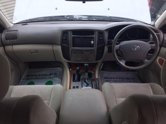 トヨタ ランドクルーザー100 マルチレスZEAL3UP18アルミ305BFG最終仕様ルック