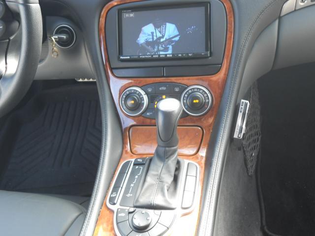 メルセデス・ベンツ M・ベンツ SL500 HDDナビ 地デジ バックカメラ