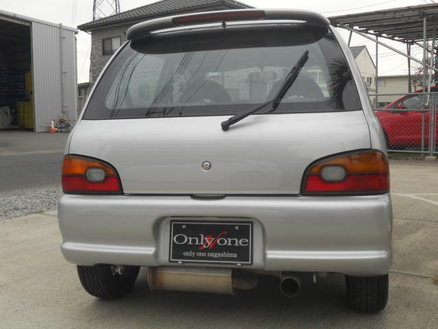 RX-R 4WD オールペイント 車高調(3枚目)
