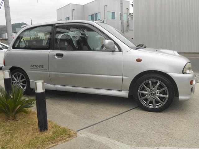 RX-R 4WD オールペイント 車高調(4枚目)