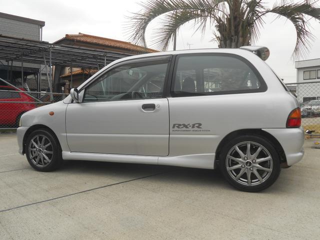 RX-R 4WD オールペイント 車高調(5枚目)