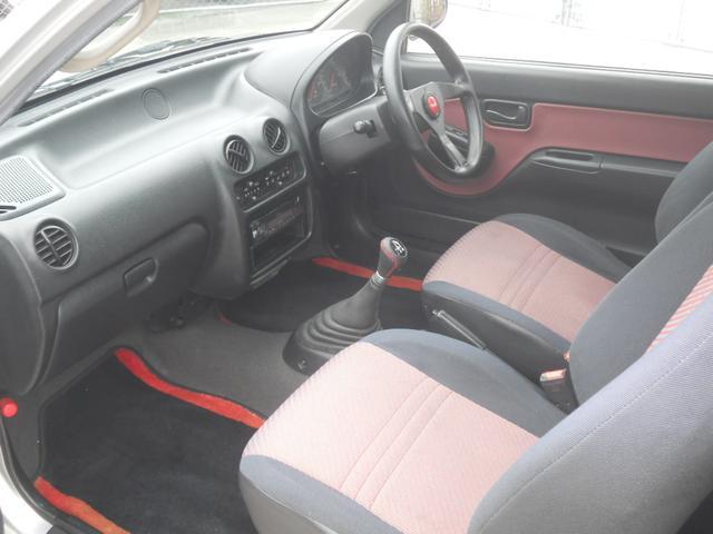 RX-R 4WD オールペイント 車高調(13枚目)