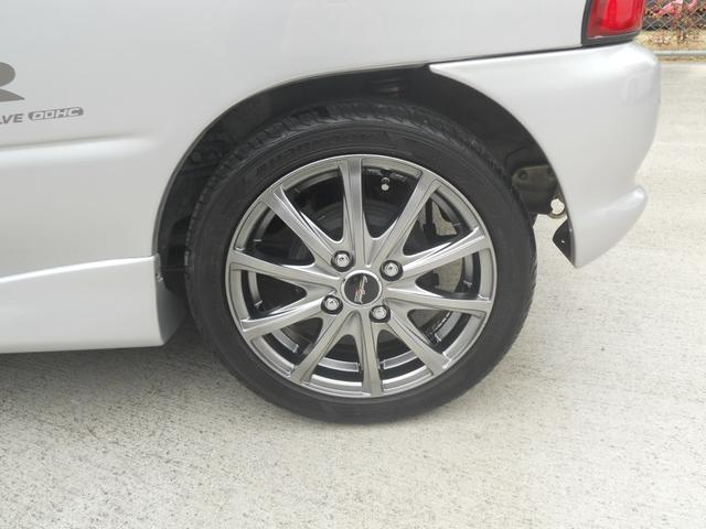 RX-R 4WD オールペイント 車高調(20枚目)