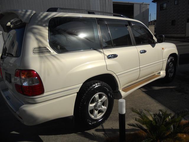 「トヨタ」「ランドクルーザー100」「SUV・クロカン」「栃木県」の中古車4