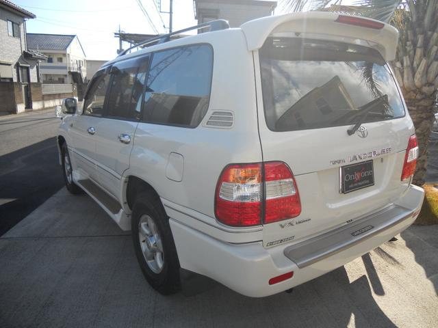 「トヨタ」「ランドクルーザー100」「SUV・クロカン」「栃木県」の中古車9