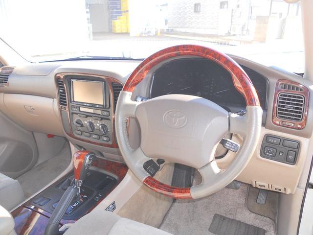 「トヨタ」「ランドクルーザー100」「SUV・クロカン」「栃木県」の中古車15