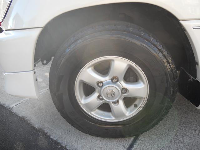 「トヨタ」「ランドクルーザー100」「SUV・クロカン」「栃木県」の中古車19