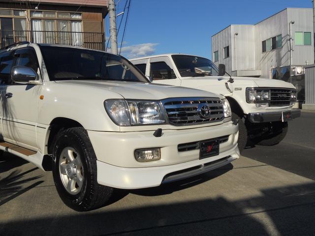 「トヨタ」「ランドクルーザー100」「SUV・クロカン」「栃木県」の中古車21