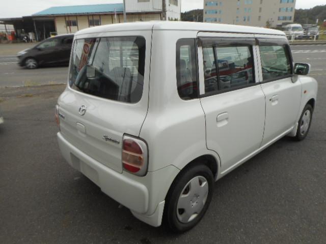 「マツダ」「スピアーノ」「軽自動車」「茨城県」の中古車5