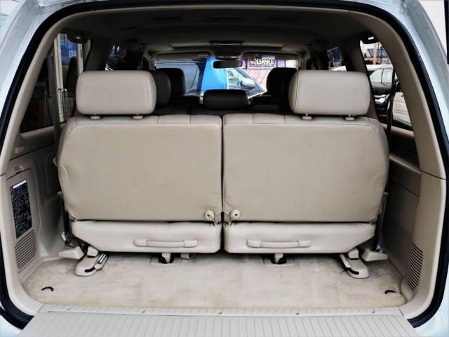 トヨタ ランドクルーザー100 VXリミテッド Gセレクション 本革シート フルエアロ SR
