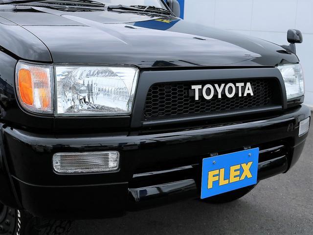 SSR-X 新品TOYOTAロゴグリル 新品ヘッドライト 新品USコーナー 新品スモークLEDテール 新品BFG AT 新品コロラドホイール リフトアップ ブラックペイント済(16枚目)