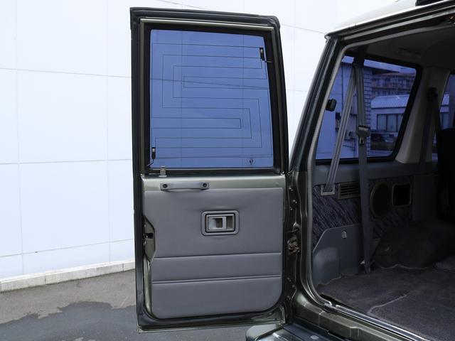 SX NOXPM適合 全国登録可能 ナローボディ換装 後期型モデル グリーンメタリック塗装済 リフトアップ BFG AT 輸出用ホイール クラシックカスタム LEDテール ウッドハンドル(33枚目)