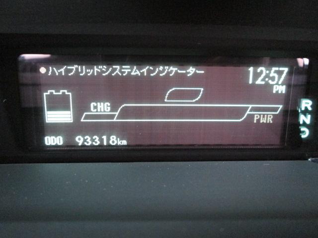 トヨタ プリウス Sツーリングセレクション ナビ TV Bカメラ