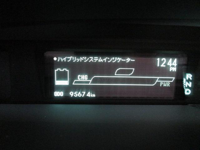 トヨタ プリウス Sツーリングセレクション HDDナビ ETC Bカメラ