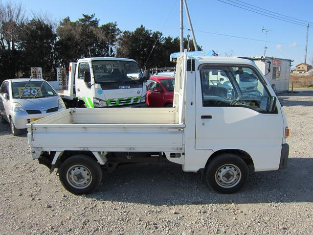 スバル サンバートラック 4WD